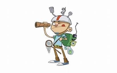Adventure Boy Clipart Storybird Animals Blecha Aaron