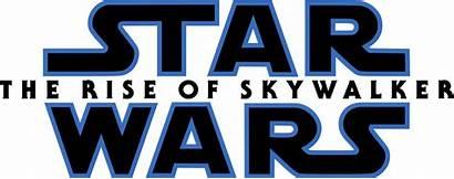 Wars Rise Skywalker Star Episode Ix Logopedia