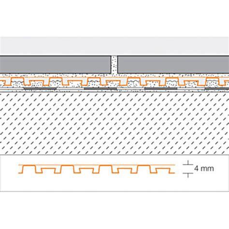 natte de drainage balcons et terrasses pour pose coll 233 e schl 220 ter systems
