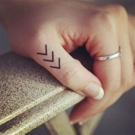 cute finger tattoo designs  girls