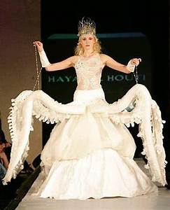 6 crazy wedding dresses inspired bride With crazy wedding dresses