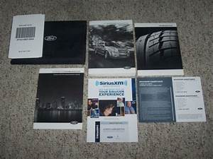 2013 Ford Expedition Owner Operator Manual User Guide Xlt