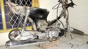 Bento Oto Blog  Restorasi Honda Astrea Legenda 2002