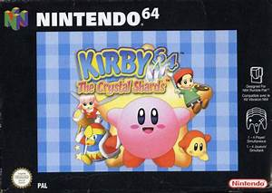 Kirby 64  The Crystal Shards - Kirby Wiki