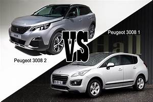 Forum Peugeot 3008 2 : peugeot 3008 vs peugeot 3008 2 les diff rences en vid o l 39 argus ~ Medecine-chirurgie-esthetiques.com Avis de Voitures