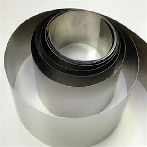 0.05x100mm SS304 Stainless Steel Sheet Strip Stainless