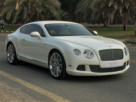 Bentley Car : 2013 Bentley Continental Gt Speed In United Arab Emirates