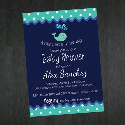 baby shower invitations templates editable 20 sle printable baby shower invitation templates sle templates