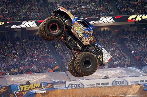 monster truck jam atlanta stone crusher in atlanta round 2 monster jam fs1