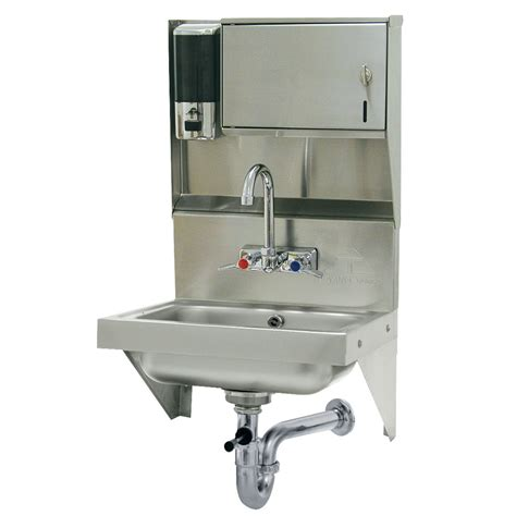 Advance Tabco Wall Mounted Hand Sink by Advance Tabco 7 Ps 69 Wall Mount Commercial Hand Sink W