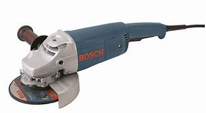 New Bosch Large Angle Grinder Takes the Weight Out of ...