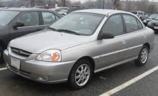 2003 Kia Rio Sedan