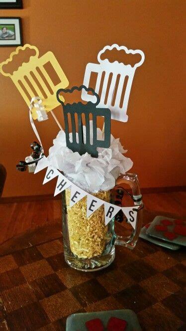 ideas  beer birthday party  pinterest