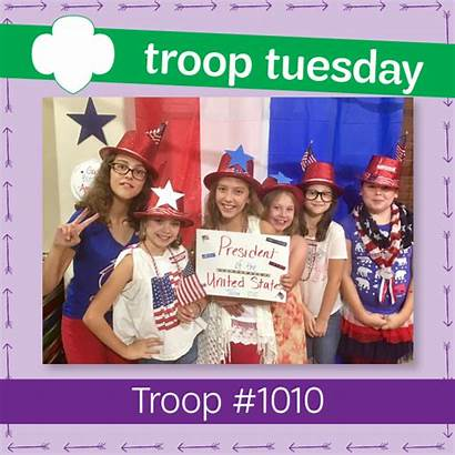 Troop Election Vote 1010 Tuesday Tt Scouts