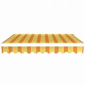 Gelenkarmmarkise 250 X 200 : jarolift gelenkarm markise basic 250x150cm gelb orange ~ Frokenaadalensverden.com Haus und Dekorationen