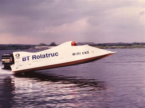 Formula Boats Racing by F1 Powerboats Limited Formula 1 Inshore Powerboat