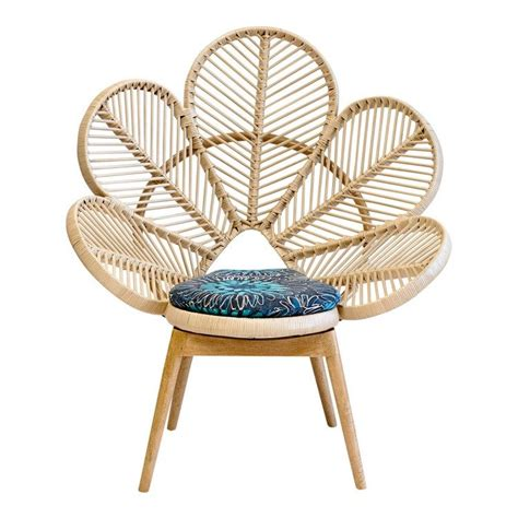galette de siege meubles en rotin pour embellir l 39 espace outdoor indoor