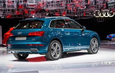 2020 Audi Q5 Suv by 2020 Audi Q5 Changes Sq5 Model 2020 2021 New Suv