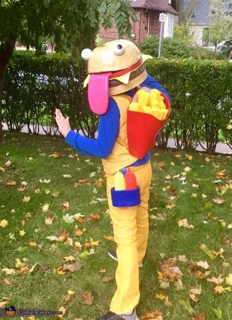 fortnite beef boss costume photo