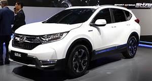 Honda Hybride 2017 : honda cr v une version hybride en 2018 ~ Dode.kayakingforconservation.com Idées de Décoration