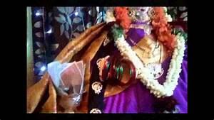 Varalakshmi Pooja Decoration 2012 - YouTube