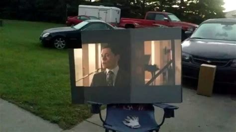 diy black grey projector screen  flat grey paint