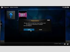 Guide How to install Kodi UK Turk Addon on your media center