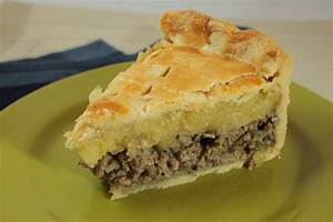 French Canadian Tourtière – A Canadian Christmas Tradition ...