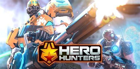 hero hunters mobile team based hero shooter launches