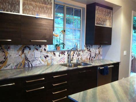 kitchen tiles for backsplash barbara silverman backsplash mosaic artwork abstract 6300