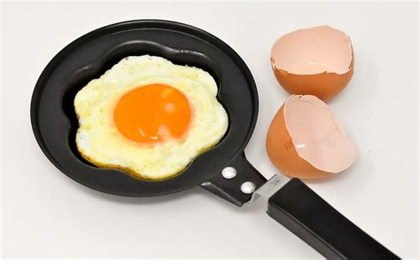 egg eggs cooking pans nonstick easy pan atkins diet fried teflon non cook toxic brain foods alternatives teach tools right