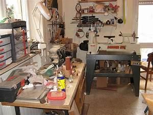 I.M. Works of Wood: My home workshop