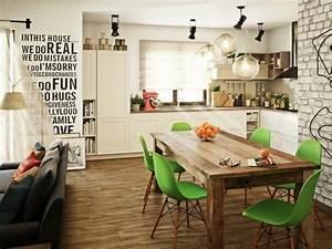 Küchen Und Esszimmerstühle : 31 esszimmerst hle die auch f rs kleine restaurant ideal ~ Watch28wear.com Haus und Dekorationen