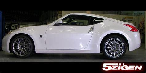 5Zigen ProRacer ZR+520 Wheels for 370z - Nissan 370Z Forum