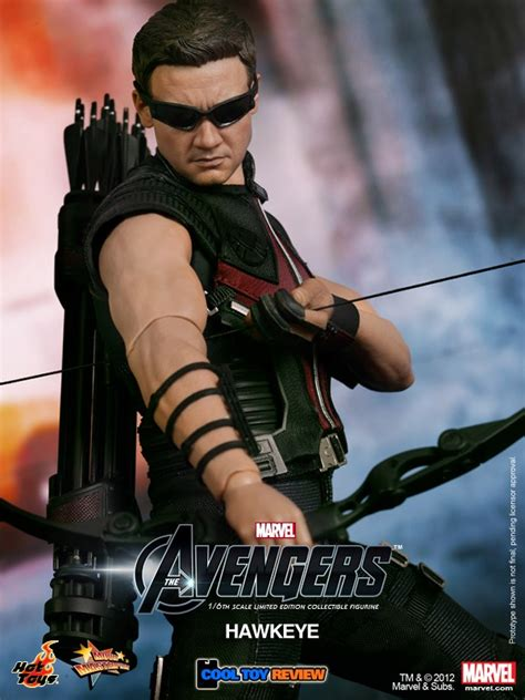 Gadget News Hot Toys The Avengers Hawkeye