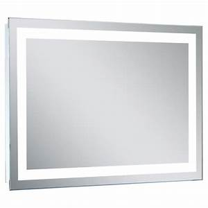 ove miroir a eclairage del integre reno depot With miroir éclairage intégré