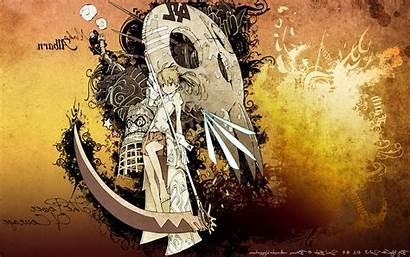 Eater Soul Maka Albarn Anime Desktop Wallpapers