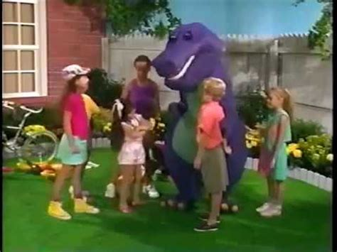 Barney And Backyard Gang  Haunted Night Funnycattv