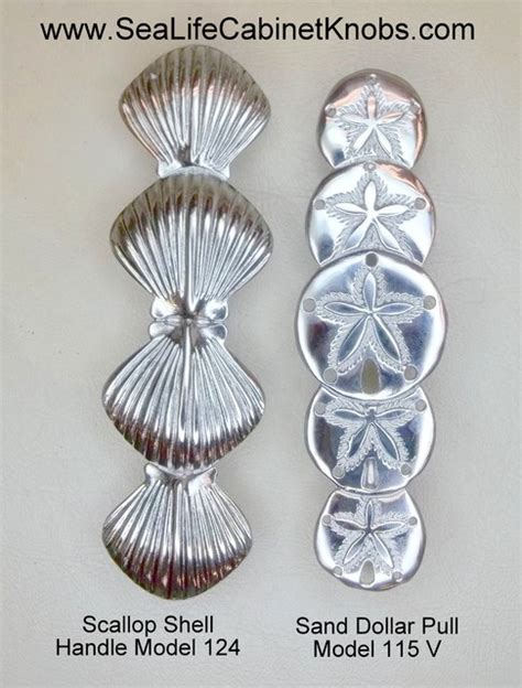Seashell Cabinet Knobs And Pulls by Seashell Cabinet Handles