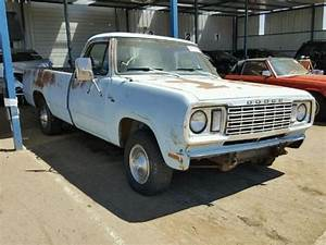 Dodge D100 For Sale