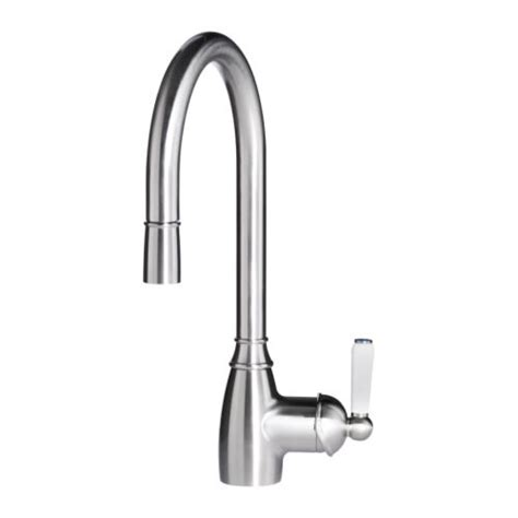 ikea kitchen faucets elverdam single lever kitchen faucet ikea