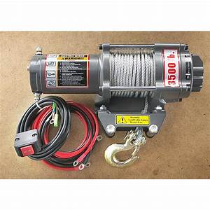 Wiring Winch For Atv