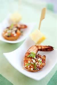 Shrimp and Pineapple Skewers