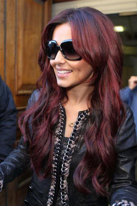 41 best cheveux acajou mahogany hair images on hair colors cabello de colores and