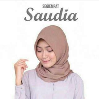 harga jilbab segi empat terbaik april  shopee indonesia