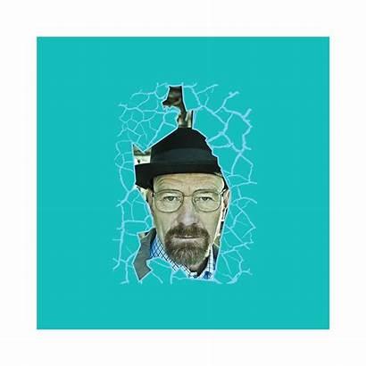 Heisenberg Breaking Bad Meth Crack Walter Turquoise