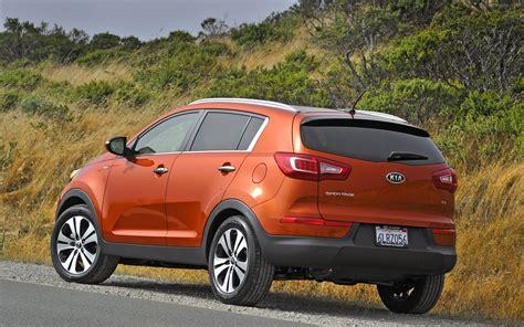 Kia Sportage Picture by Kia Sportage 2012 Widescreen Car Picture 01 Of 56