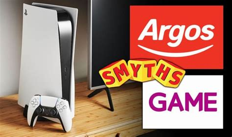 PS5 stock: Will GAME, Argos and Smyths restock PS5 this ...