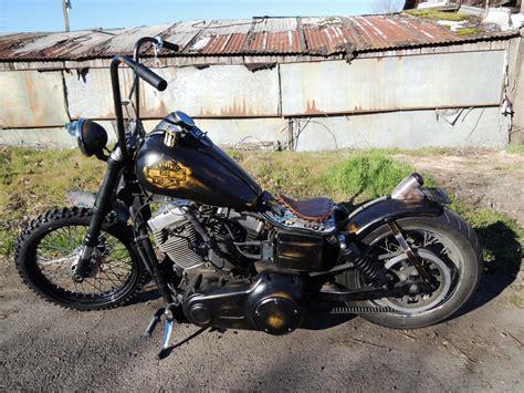 Harley Davidson Bob Backgrounds by Harley Davidson Fxdb Dyna Bob Rat Build Album On