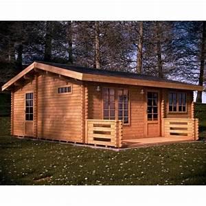 Vente Chalet Bois Habitable : maison chalet bois habitable ventana blog ~ Melissatoandfro.com Idées de Décoration